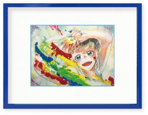 りんドラさん「colorful!」(B5)思う存分に日々を彩れるように!